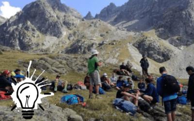 The mountain as a classroom