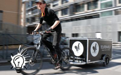 Déménager en vélo
