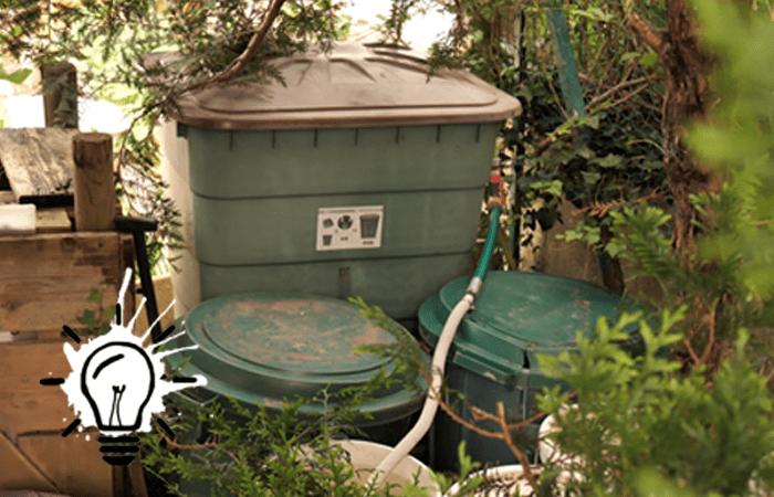 IFS Récupérateur eau de pluie